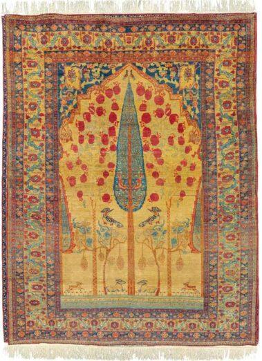 Ankauf persischer Kirman