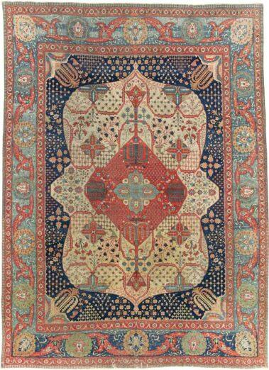 Ankauf von persischen Keshan