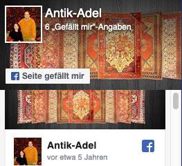 Antik-Adel Facebook